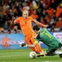 Arjen Robben (33 years)