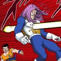 Dragon Ball Z Chapter #413: Son Gohan Suffers (Kurushimu Son Gohan)