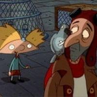 Pigeon Man - Hey Arnold!