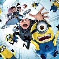 Despicable Me: Minion Mayhem (Universal Studios)