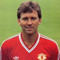 Bryan Robson - Manchester United, National