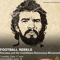 He was a political philosopher and democracy activist who co-founded the Corinthians Democracy movement, in opposition to the then-ruling military government