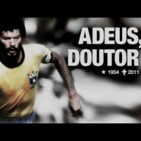He became a writer and at the time of his death (2011), Sócrates was writing a fictional book about the 2014 World Cup in Brazil