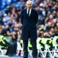 Zinedine Zidane (Real Madrid Castilla)