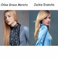 Chloe Grace Moretz / Jackie Evancho